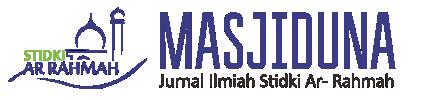 MASJIDUNA Jurnal